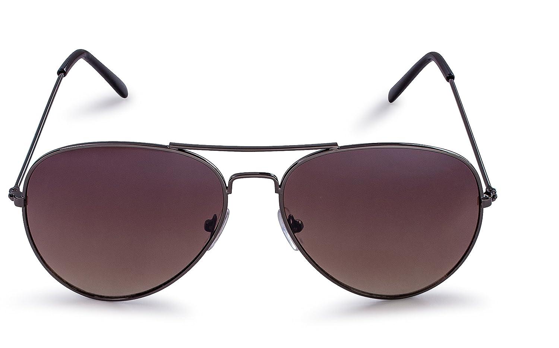 Aviator Shaped Glasses