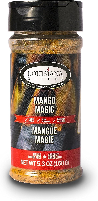 Louisiana Grills 50506 Mango Magic Rub