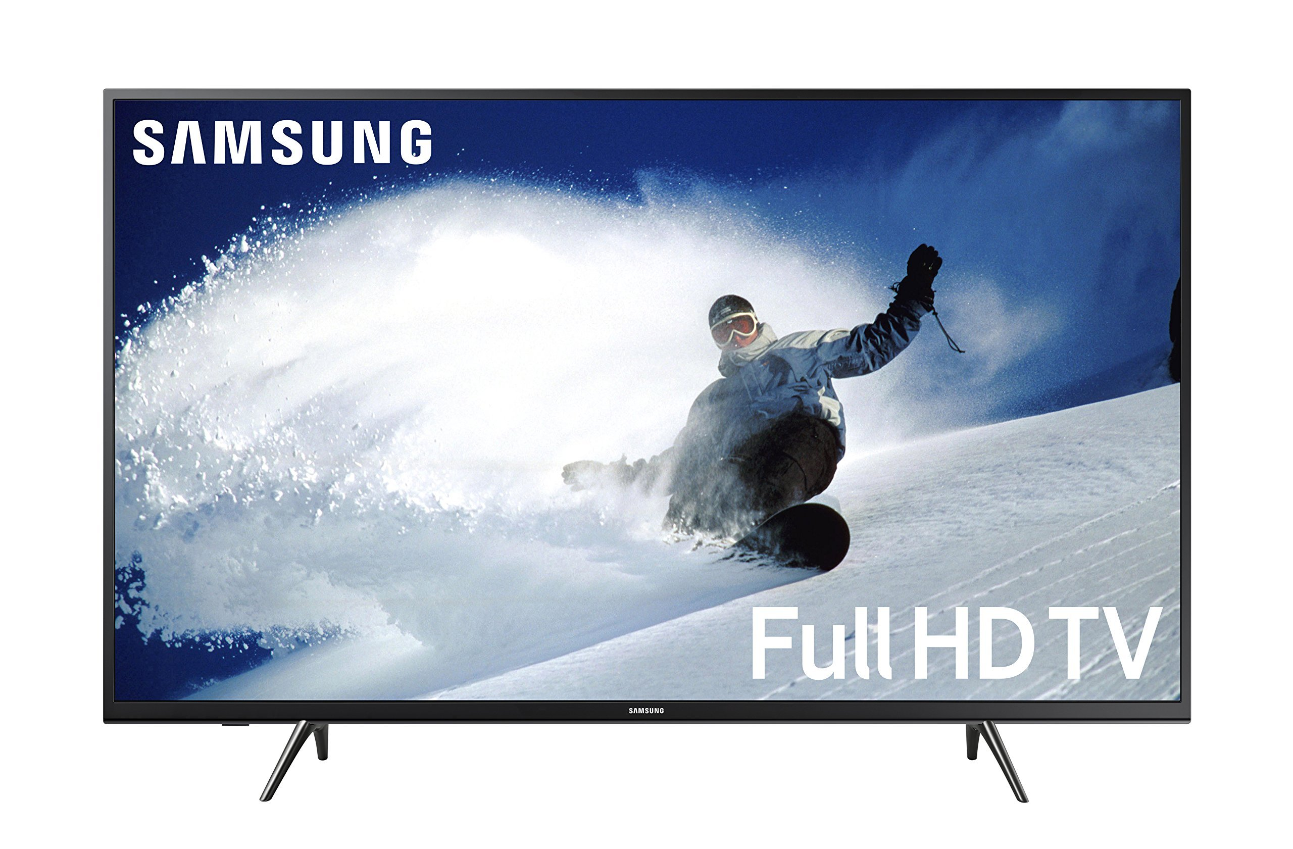 Samsung J5202 43'' 1080p Smart LED HDTV (Renewed) by Samsung