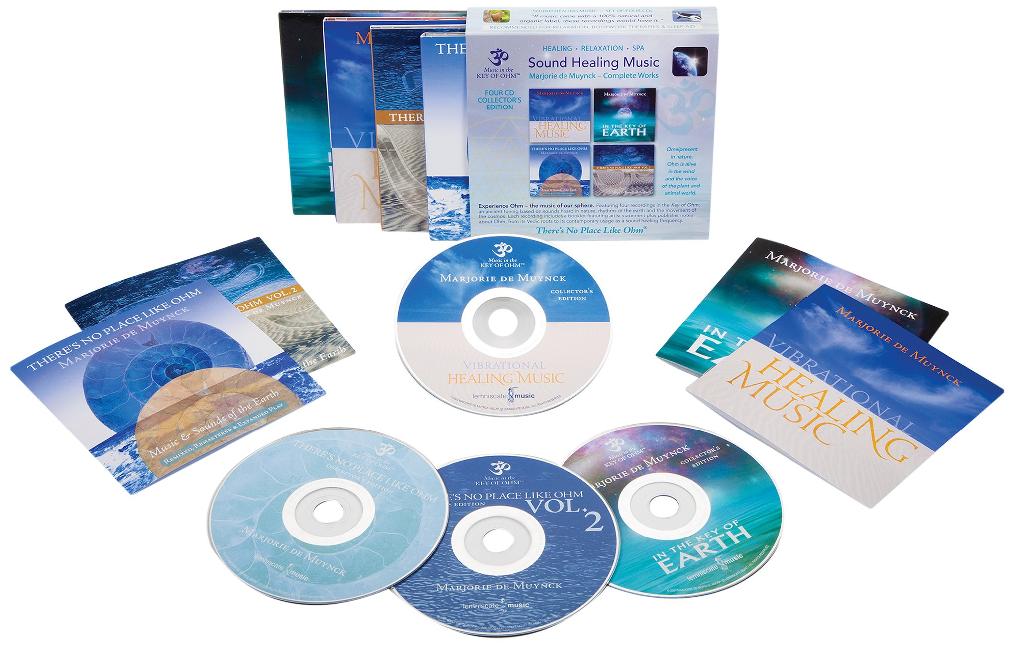 Sound Healing Music Collector's Edition