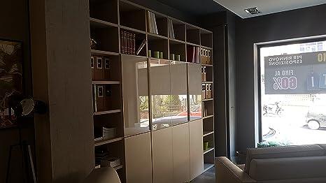 Libreria Per Ufficio : Libreria per ufficio giessegi amazon casa e cucina