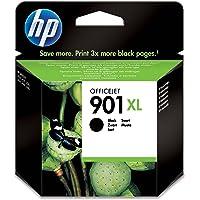 HP 901XL Yüksek Kapasiteli Siyah (Black) Orijinal Mürekkep Kartuşu CC654AE