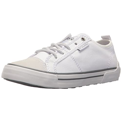 Columbia GoodlifeTM Lace Zapatillas Casual para Mujer Blanco White Ti Grey Steel 36 EU