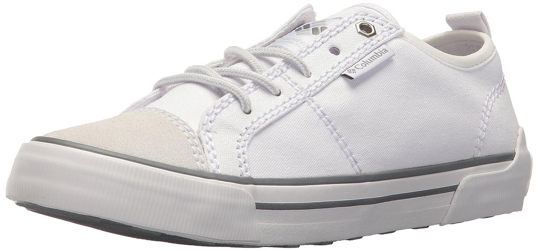 Columbia Women's Goodlife Lace Sneaker B073WG4MFY 12 B(M) US|White, Ti Grey Steel