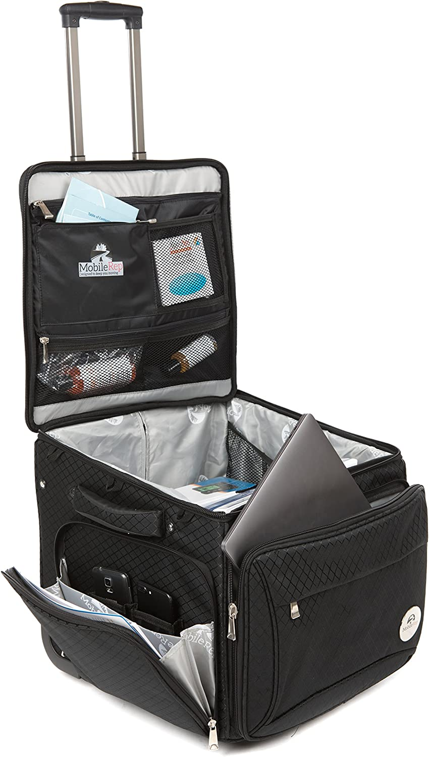 MobileRep RepRoller, Mobile office and sales cart