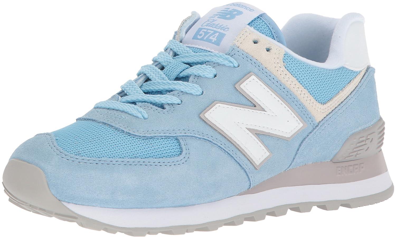 New Balance Wl574v2, Zapatillas para Mujer 40.5 EU|Azul (Blue Esb)
