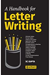 A Handbook for Letter Writing Kindle Edition