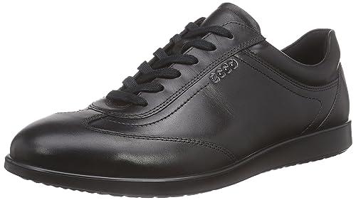 ECCO Indianapolis, Derby Homme, Noir (BLACK01001), 43 EU