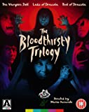 The Bloodthirsty Trilogy [Blu-ray]