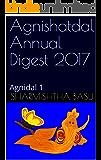 Agnishatdal Annual Digest 2017: Agnidal 1
