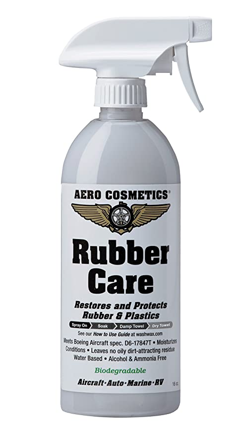 Aero Cosmetics Tire Shine Finish Spray