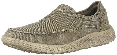 Skechers Relsen-Vence, Mocasines para Hombre: Amazon.es: Zapatos y complementos