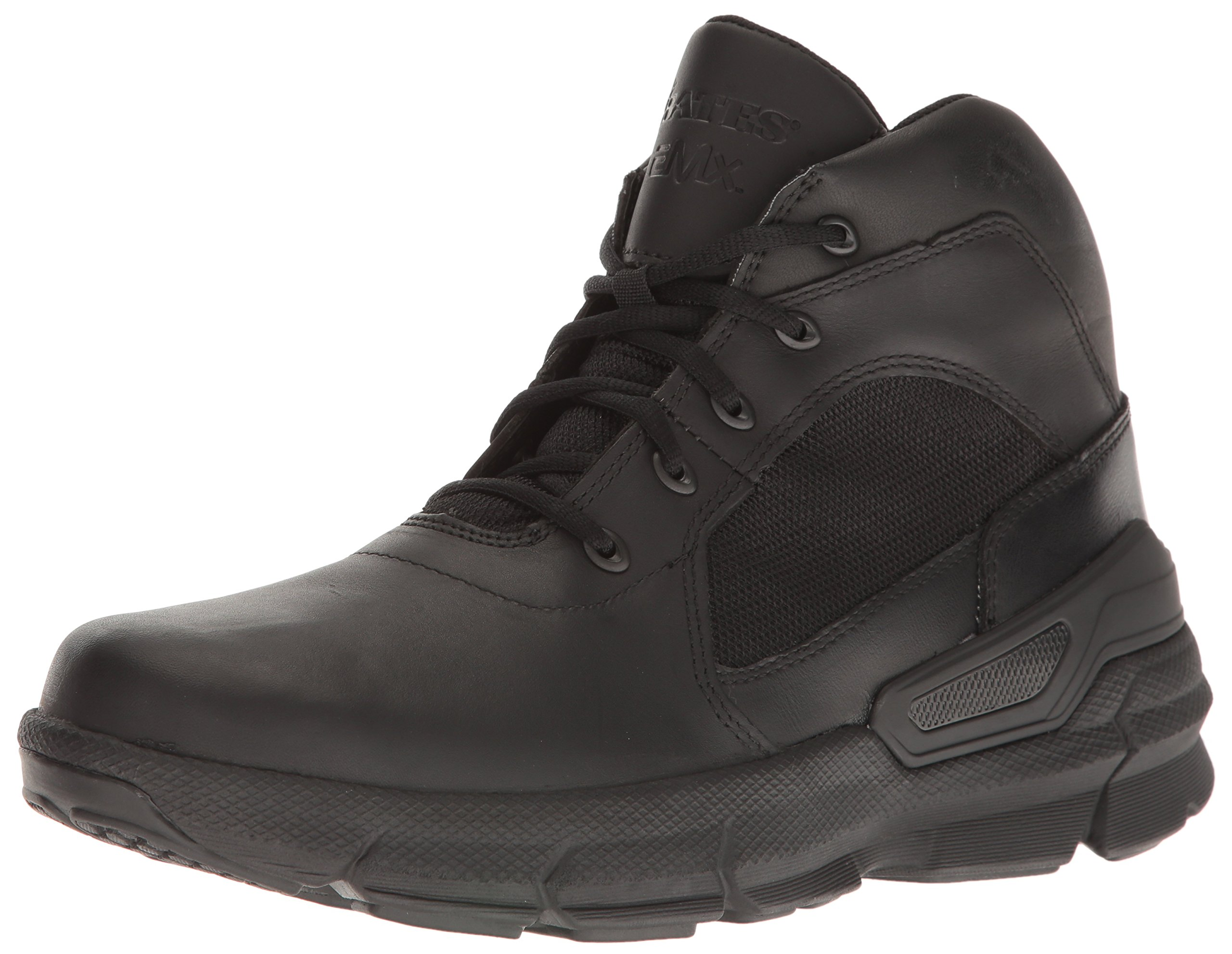 Bates Men's Charge-6 Emx Military and Tactical Boot, Black, 7 M US by Bates