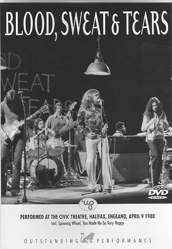 Blood, Sweat & Tears - Live In Concert Reino Unido DVD: Amazon.es ...