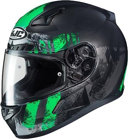 HJC Adult IS Cruiser Street Half Helmet Anthracite XS-2XL