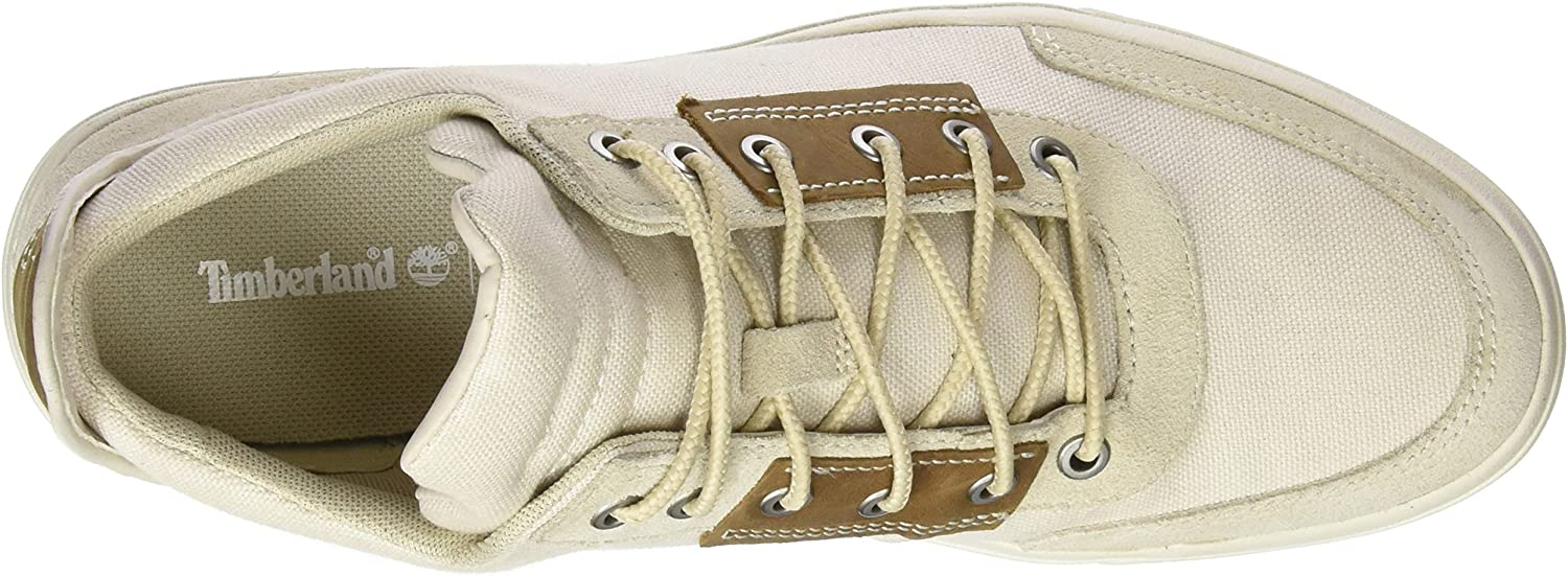Timberland Damen Amherst Chukkarainy Day Washed Canvas Hohe Sneakers