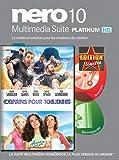 Nero Multimedia Suite 10 Platinum HD + film DVD Copains pour toujours