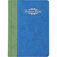 Nightingale Rayon Series Address Book - A Design, 192 Pages, A6