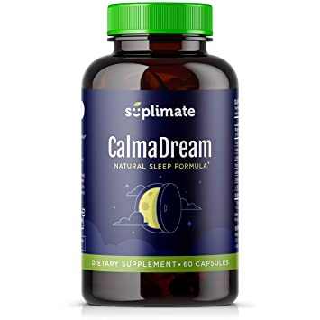 Sleep Aid | Premium Herbal Sleep Supplement with Valerian Root, Ashwagandha, Melatonin, Passion...