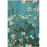 Artangle The Almond Branches By Vincent Van Gogh Hardcover Plain A5 Size Premium Notebook