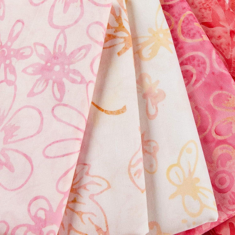 Anthology Fabrics Lovable Fat Quarter Bundle 11pcs Multi