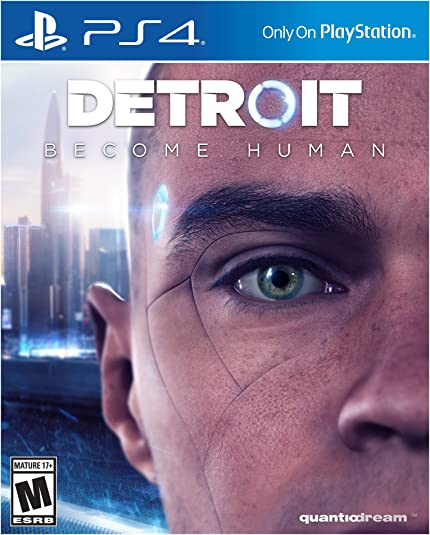 80bbc0a6e909d Amazon.com  Detroit Become Human - PlayStation 4  Sony Interactive  Entertai  Video Games