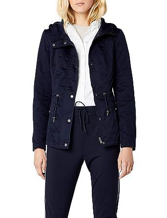 ONLY Damen Parka Onlnew Kate Spring Jacket OTW Noos  Amazon.de ... ed3a7cd3f6df