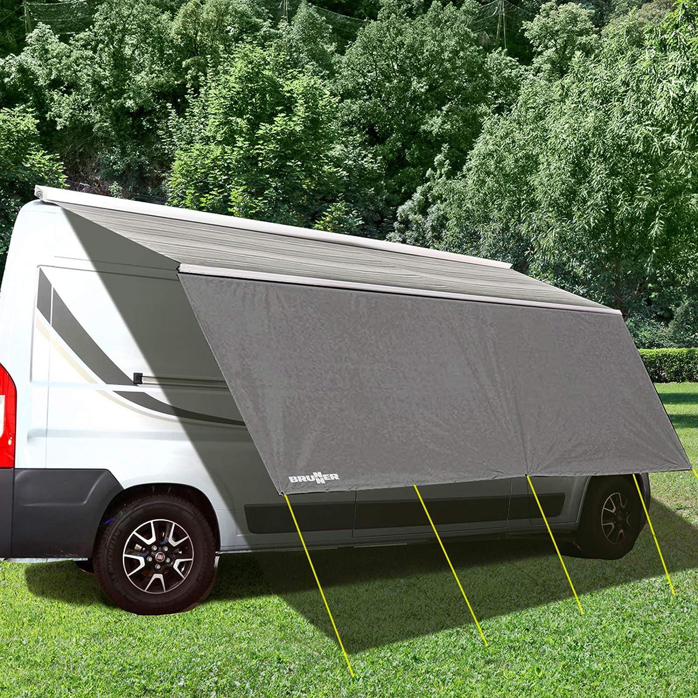 Brunner Sonnensegel Sunny View Camping Bus Sonnendach Wohnwagen Womo Öse Markise Auto