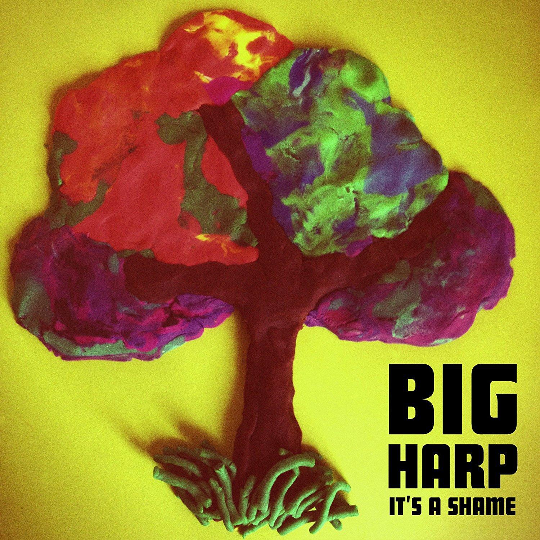 CD : Big Harp - It's A Shame (7 Inch Single)