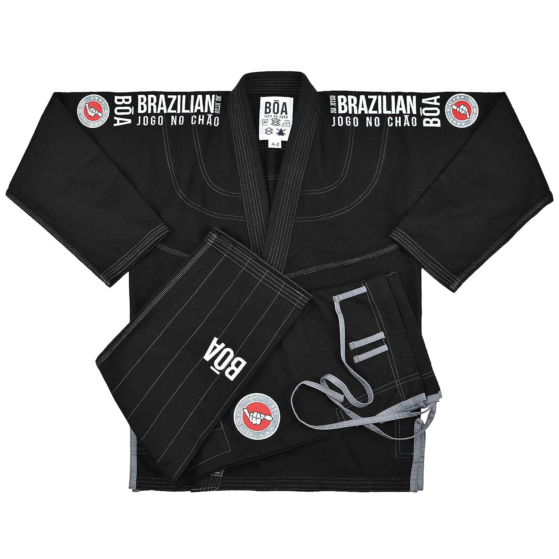 B/õa Jogo No Chao 3.0 Kimono jjb BJJ Gi Homme