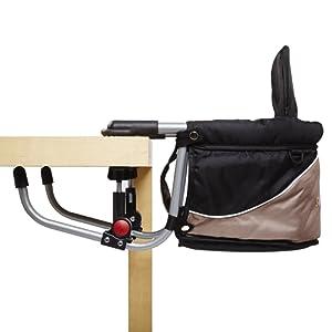 Smilebaby chaise de table pour bébé pliable pour la maison ou en voyage en différentes couleurs