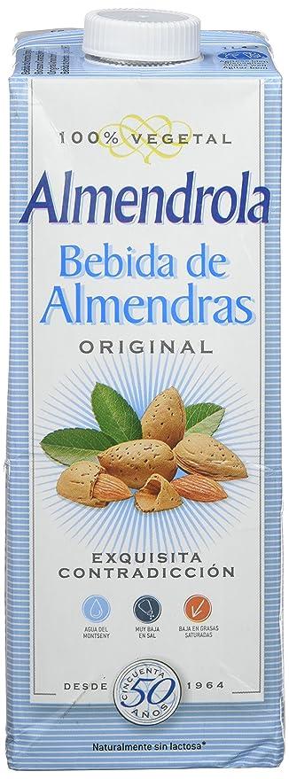 Leche de Almendras Original Almendrola - 1 l