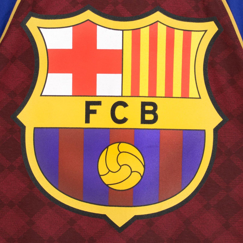 Barcelona FC Pigiama a Maniche Lunga per Ragazzi di