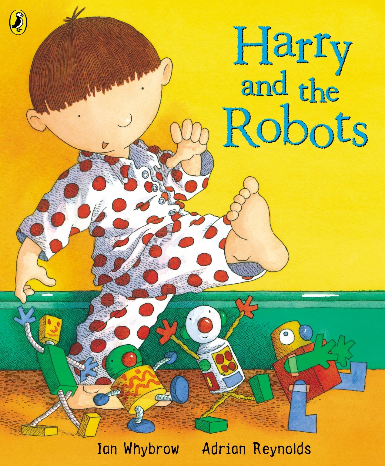 Download Harry And The Robots (Harry and the Dinosaurs) pdf