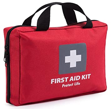 Amazon.com  First Aid Kit - 200 Piece - for Car de81439e74f37