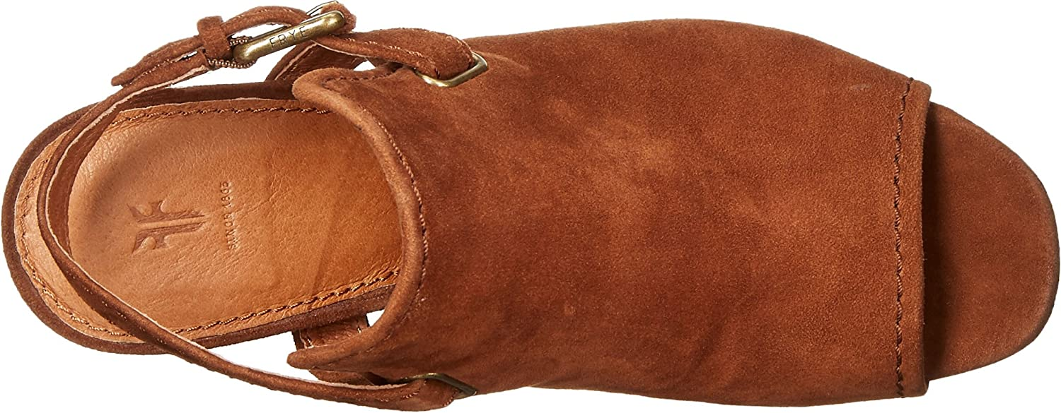 FRYE Women's Karissa Shield Sling Mule