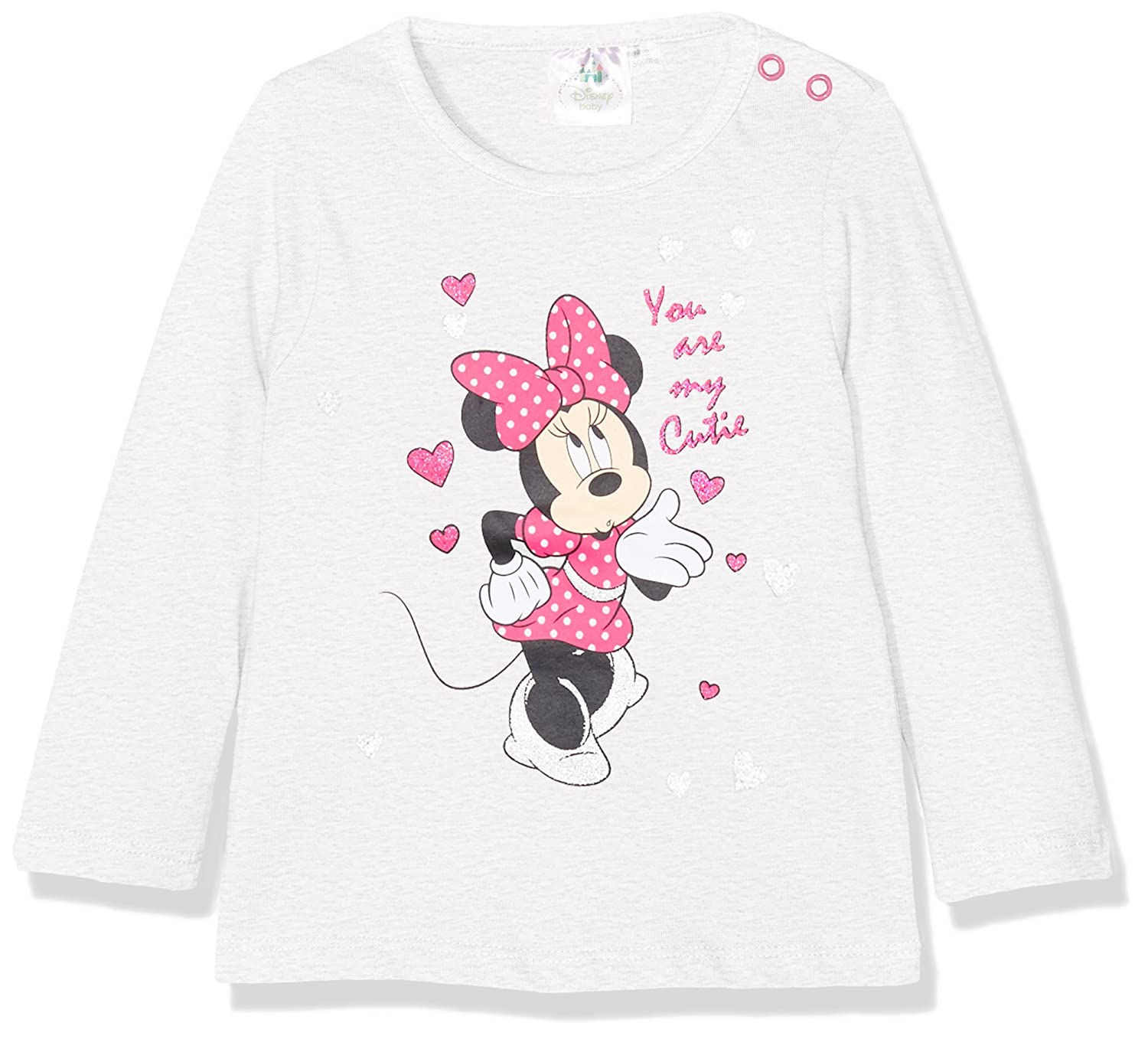Disney T-Shirt Bimba Disney Minnie WS-160679