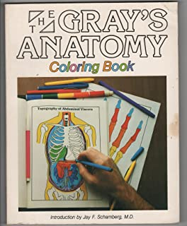 Buy Anatomy Coloring Book, The Book Online at Low Prices in India ...