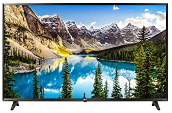 LG 108 cm (43 Inches) 4K UHD LED Smart TV 43UJ632T (Havana Brown) (2017 model)