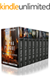The Alpha Plague - Books 1 - 8: A Post-Apocalyptic Action Thriller