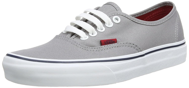 Vans Unisex-Erwachsene Authentic Sneakers  42 EU|Grau ((Pop) Frst Gry/ Fk0)