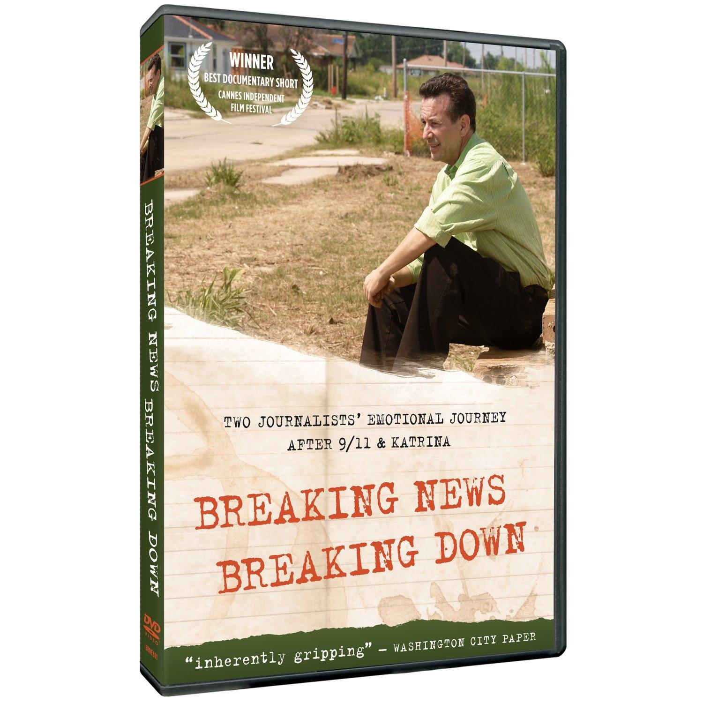 DVD : Breaking News, Breaking Down (DVD)
