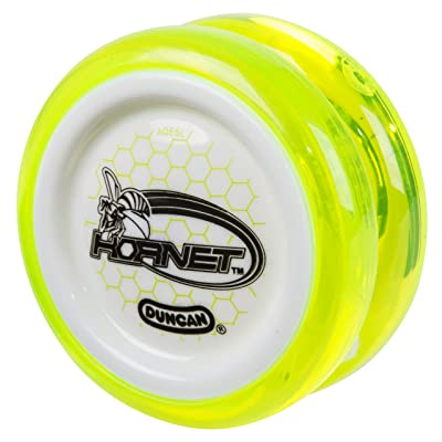 Duncan Toys Hornet Pro Looping Yo-Yo- 52.9 g, Plastic Yo-Yo with Ball Bearing Axle and Aluminum Spacers: Toys & Games [5Bkhe0905271]