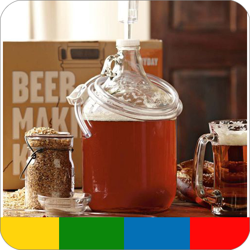 Home Beer Brewing Guide - FREE