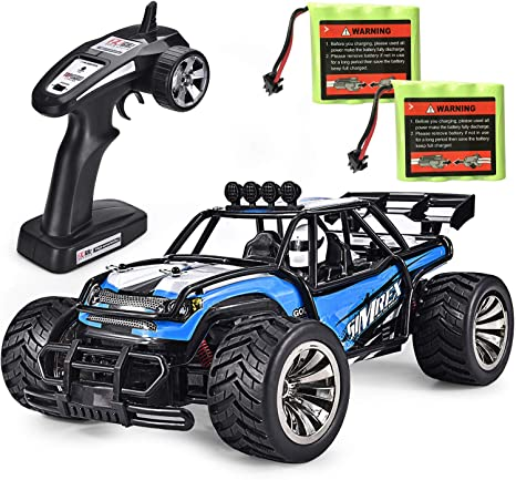 Amazon Com Simrex A130 Rc Cars High Speed 20mph Scale Rtr Remote