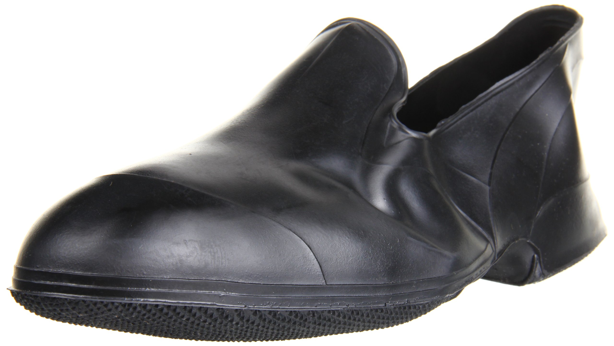 TINGLEY Men's Storm Stretch Overshoe,Black,Large/9.5-11 M US