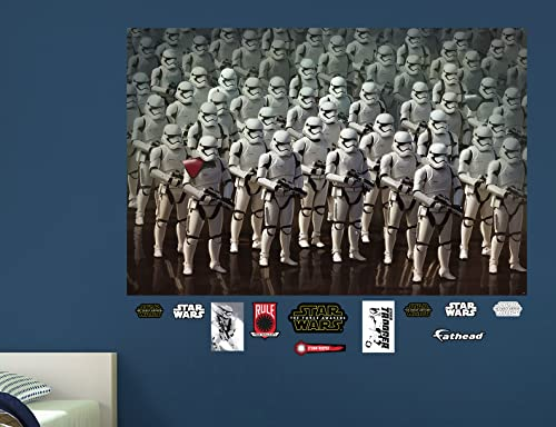 Fathead Star Wars Episode VII - Stormtrooper Army Wall Mural