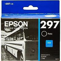 Cartucho de tinta Original Epson Preto - Alta capacidade - T297120BR