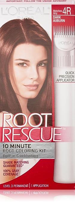 loreal paris kit de coloration racines root rescue formule retouche repousses - Retouche Coloration
