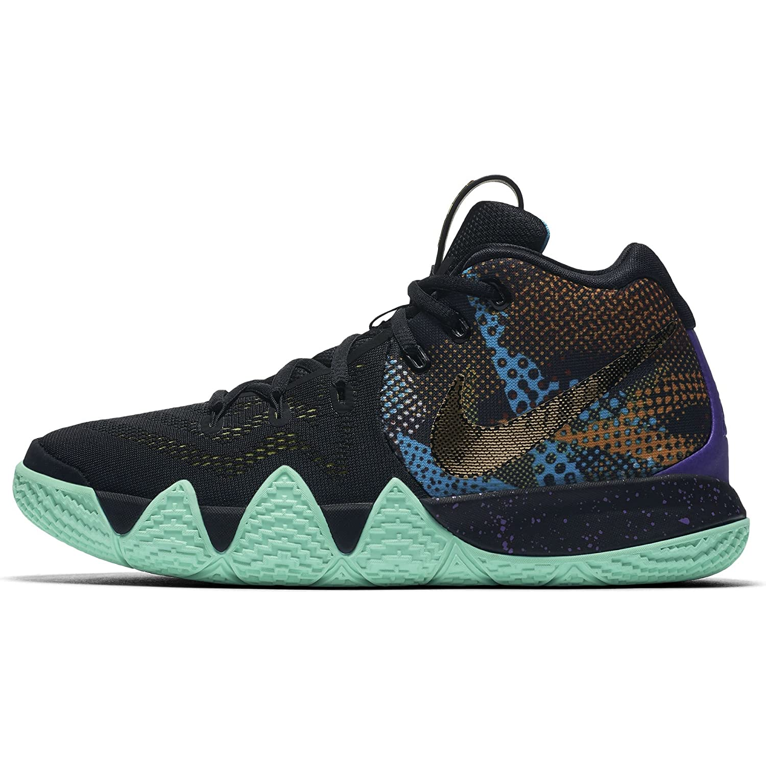 Amazon.com | Nike Kyrie 4 Mamba (gs) Big Kids Av3597-001 Size 4 | Basketball